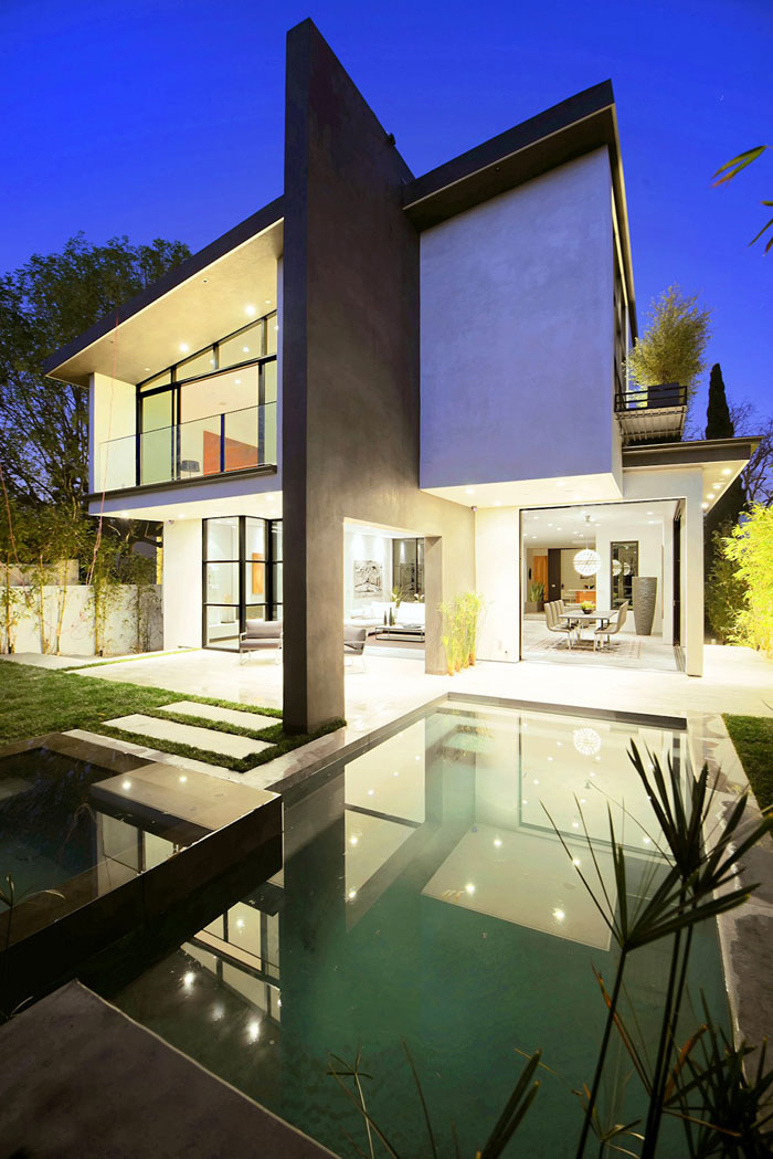 85805762257 Impressive Modern House Designed In A Japanese Style