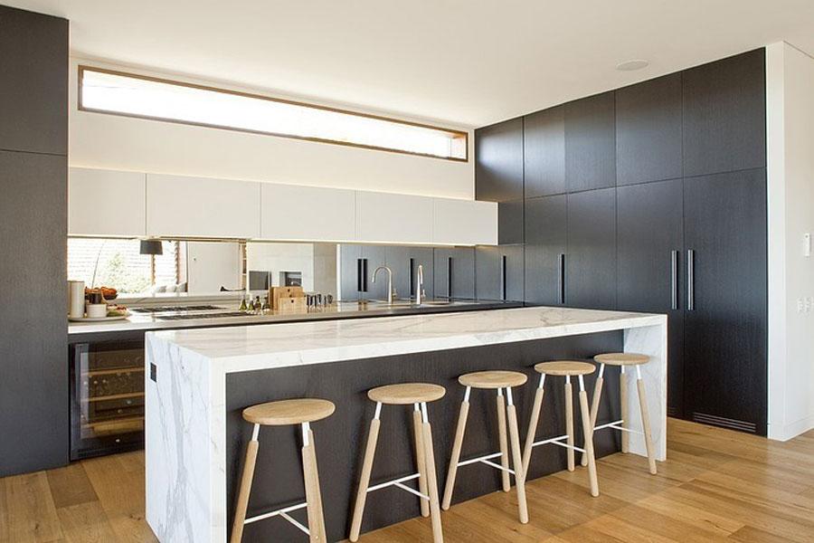 6 Beautiful And Modern Kitchen Design Ideas.