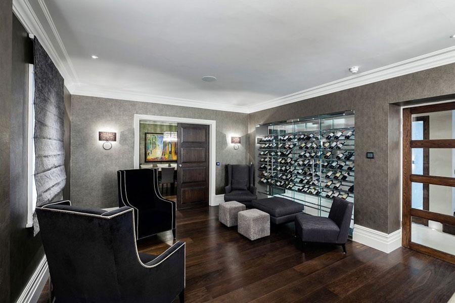 Stylish British House With Spacious And Elegant Interior Design Beauteous British Interior Design Design