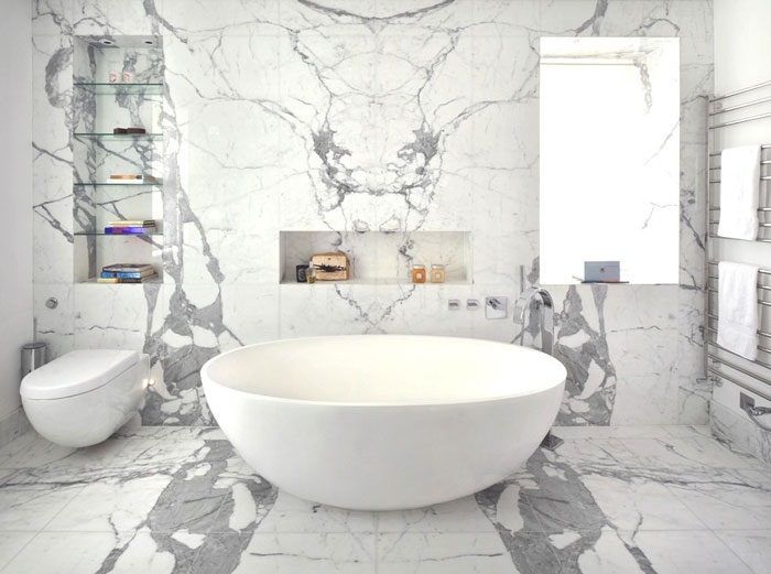 Gorgeous Bathroom Design That Could Easily Rival Spas 1