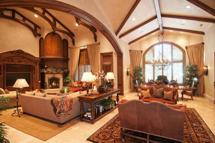 84912520697 Beautiful Mansion With Traditional Interior Design Holladay Estate