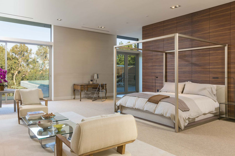 12 Spectacular Estate In Los Angeles Designed By Quinn Architects
