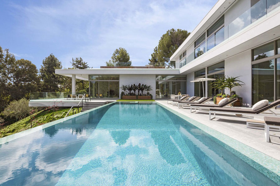 3 Spectacular Estate In Los Angeles Designed By Quinn Architects