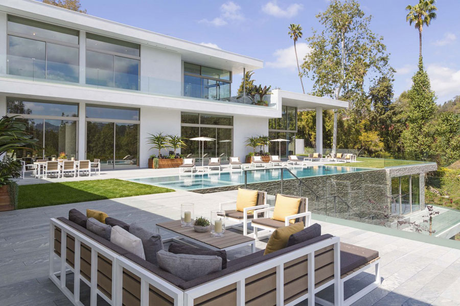4 Spectacular Estate In Los Angeles Designed By Quinn Architects
