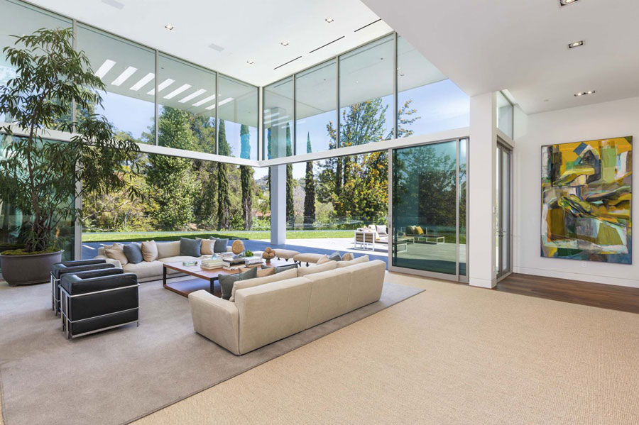 5 Spectacular Estate In Los Angeles Designed By Quinn Architects