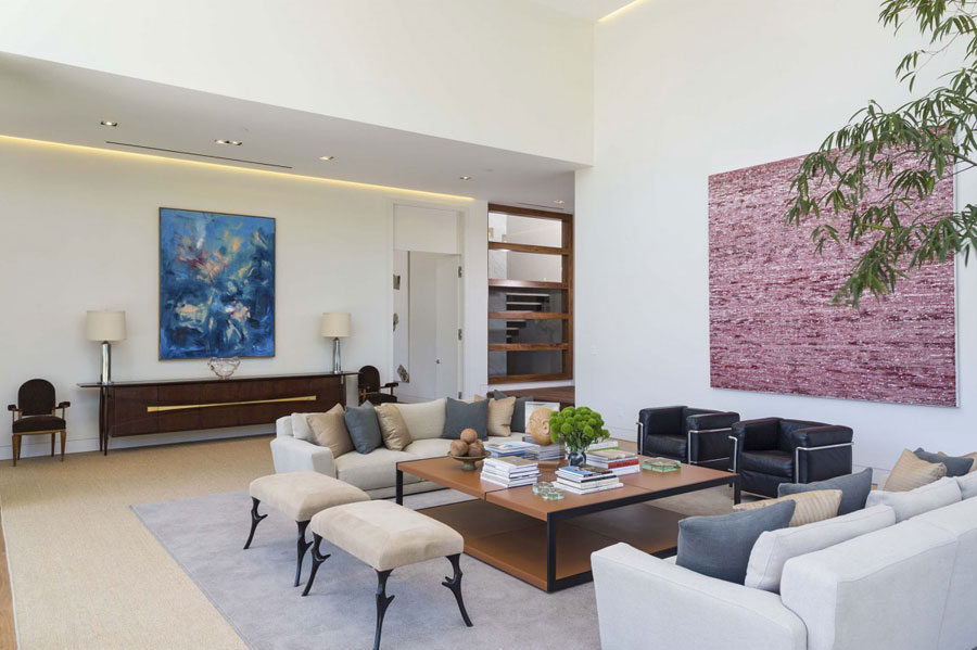 6 Spectacular Estate In Los Angeles Designed By Quinn Architects
