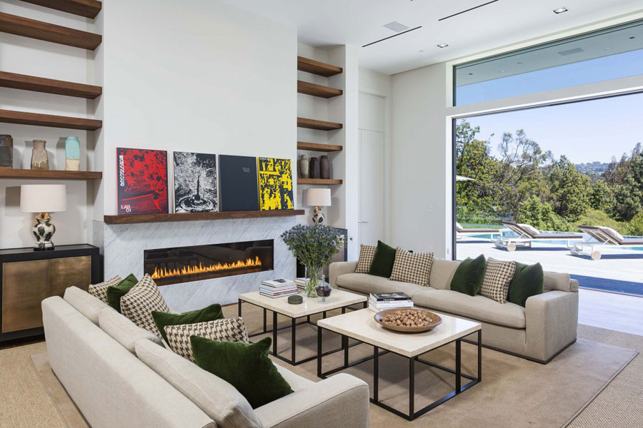 7 Spectacular Estate In Los Angeles Designed By Quinn Architects