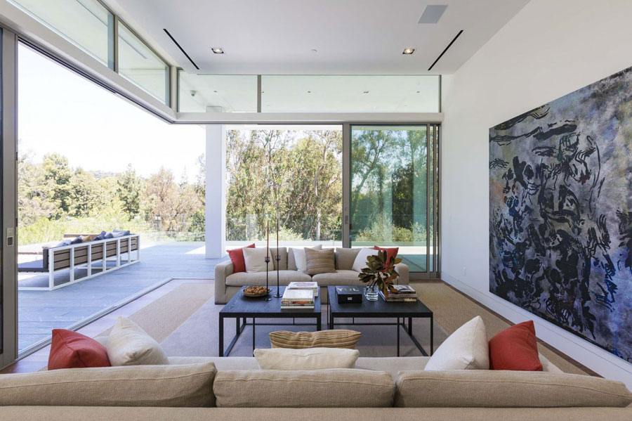 9 Spectacular Estate In Los Angeles Designed By Quinn Architects