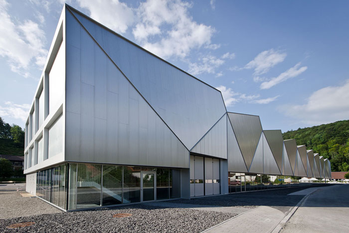 Modern Industrial Architecture That Looks Really Good