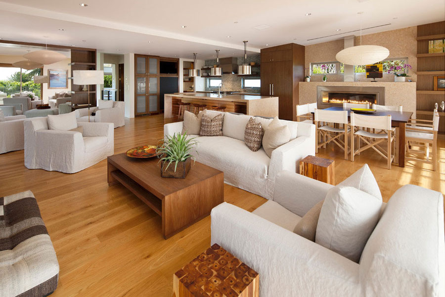 2 Luxury Living Rooms: 31 Examples Of Decorating Them