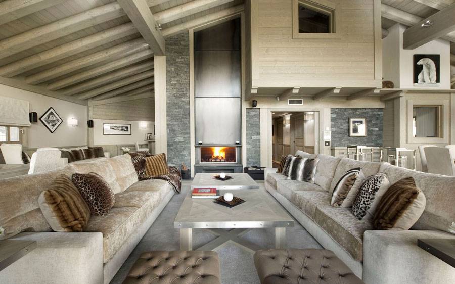 3 Luxury Living Rooms: 31 Examples Of Decorating Them