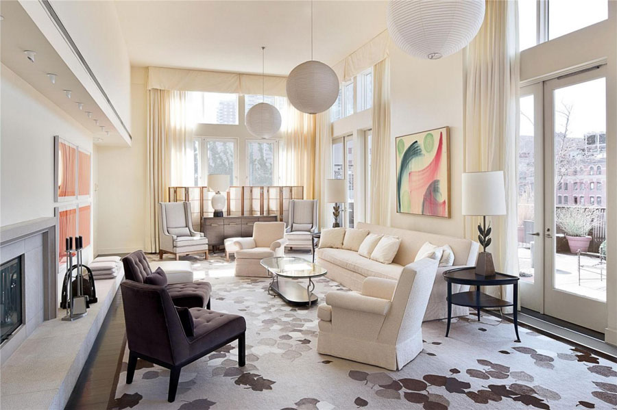 5 Luxury Living Rooms: 31 Examples Of Decorating Them