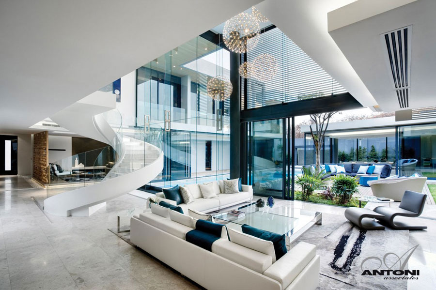 7 Luxury Living Rooms: 31 Examples Of Decorating Them