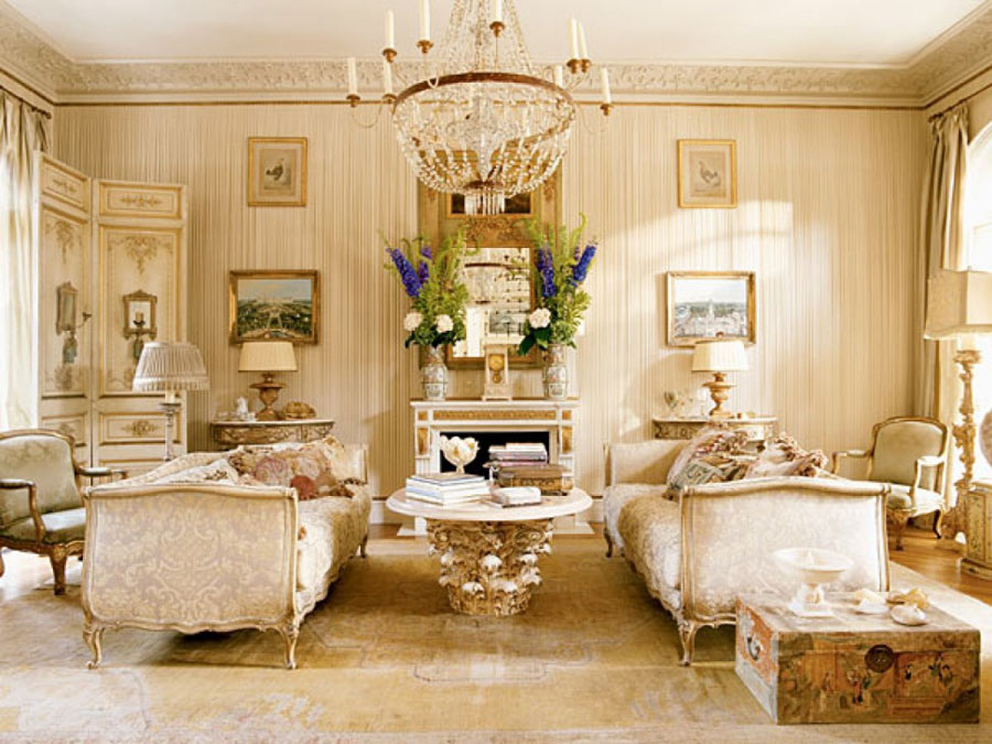 9 Luxury Living Rooms: 31 Examples Of Decorating Them
