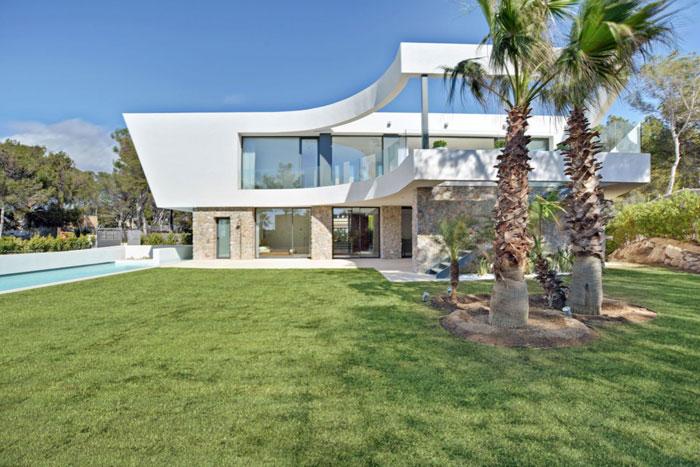 85532353777 Splendid Mediterranean Villa - Malgrats Seven Designed By Signature Estate