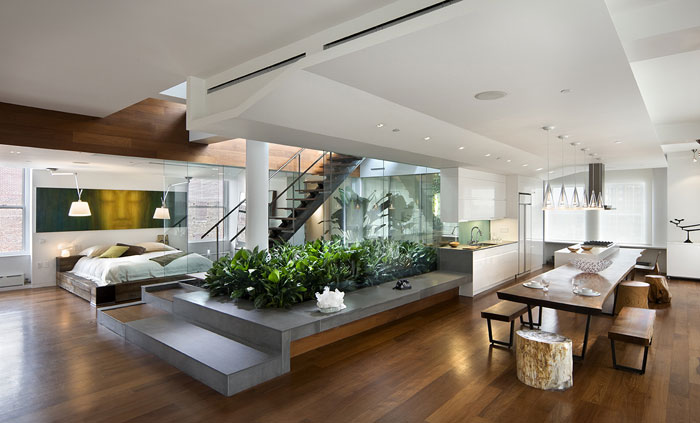 Great Interior Design Ideas For Modern Apartments