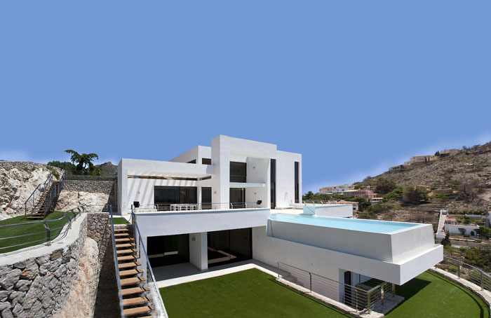 Incredible Architectural Designs Of Modern Houses