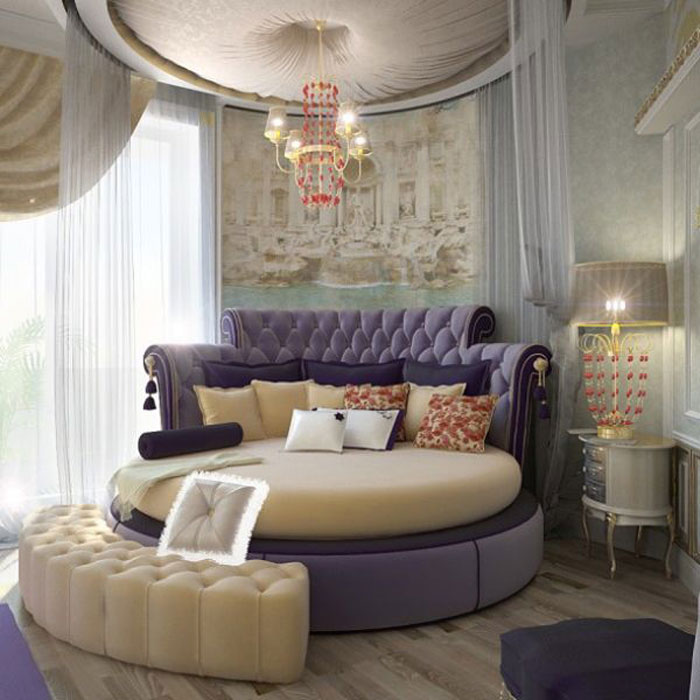 72436602155 designs of round beds for your bedroom - Circle Beds Furniture
