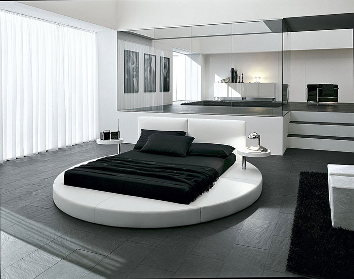 designs of round beds for your bedroom rh impressiveinteriordesign com