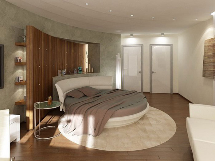 Great 72436694211 Designs Of Round Beds For Your Bedroom