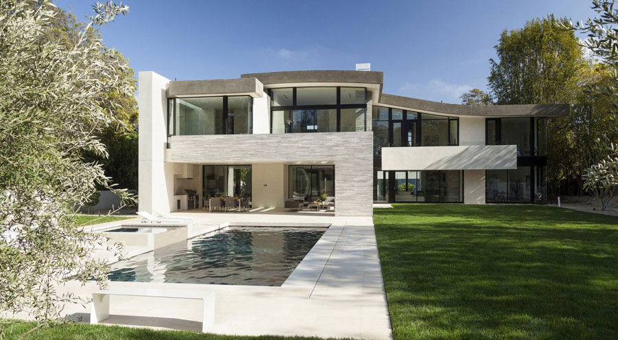 1 Elegant San Vicente House Designed By McClean Design