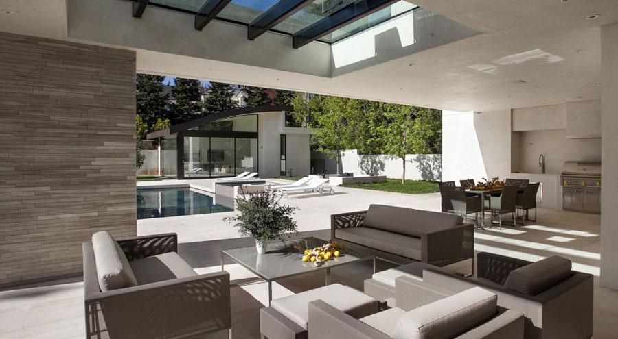 2 Elegant San Vicente House Designed By McClean Design