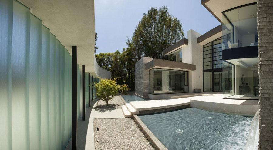 3 Elegant San Vicente House Designed By McClean Design