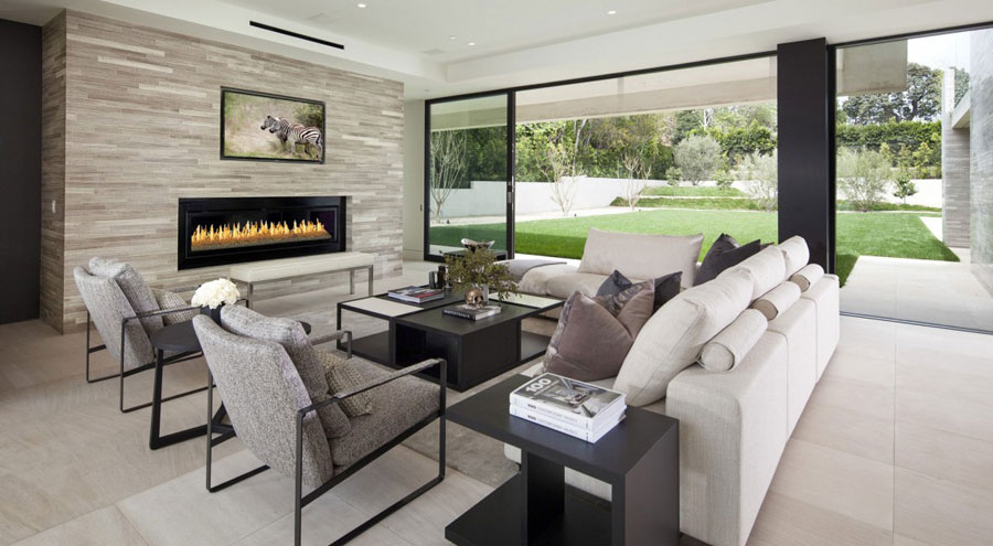 5 Elegant San Vicente House Designed By McClean Design