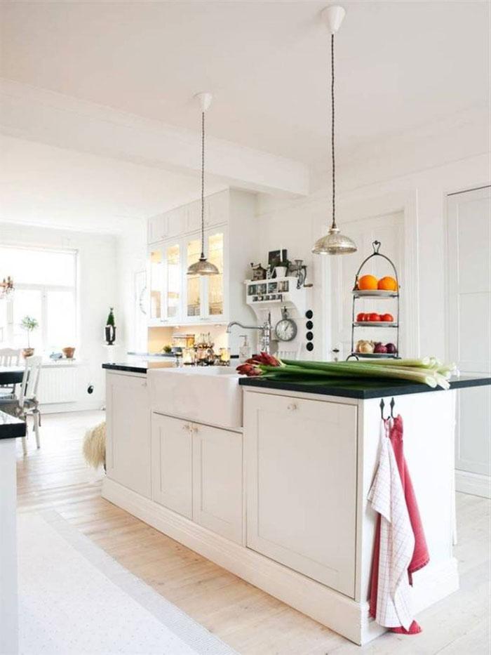Splendid And Immaculate Scandinavian Kitchen Designs