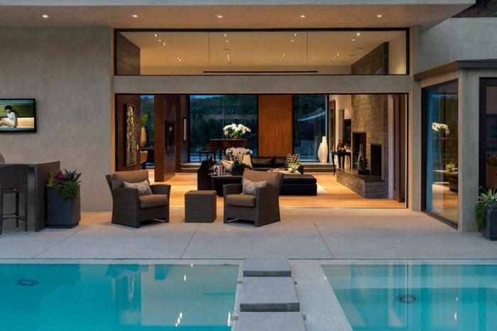 Contemporary Wallace Ridge House - Contemporary wallace ridge house by whipple russell architects