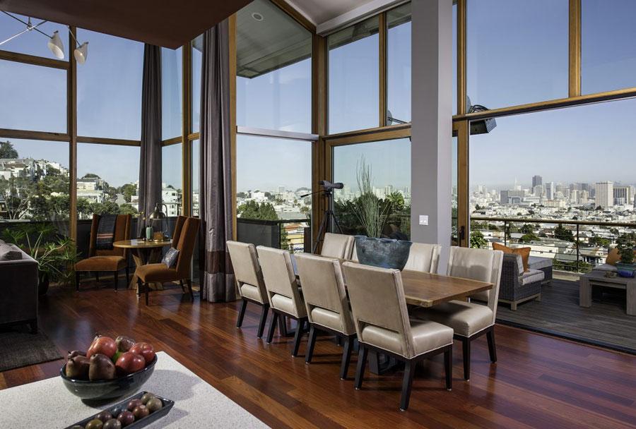 spelndid house and room design. 10 Splendid House On The Hillside Designed By Susan Fredman Design Group