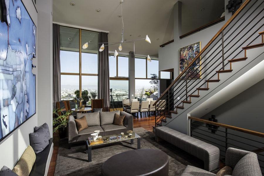 spelndid house and room design. 11 Splendid House On The Hillside Designed By Susan Fredman Design Group