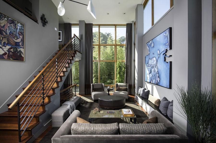 spelndid house and room design. 3 Splendid House On The Hillside Designed By Susan Fredman Design Group