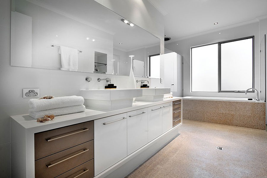 Interior Of A Bathroom That You Want 4