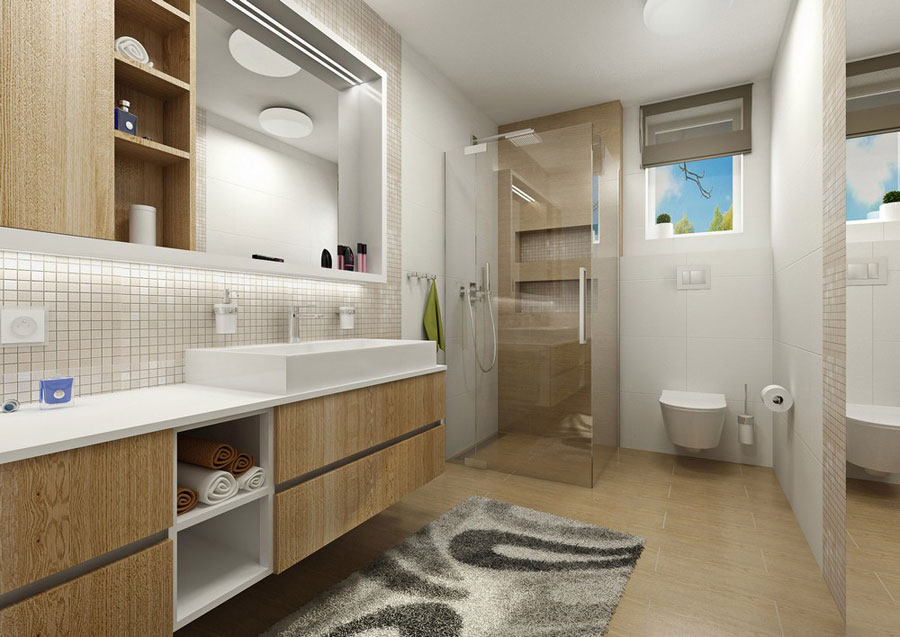 Interior Of A Bathroom That You Want 5