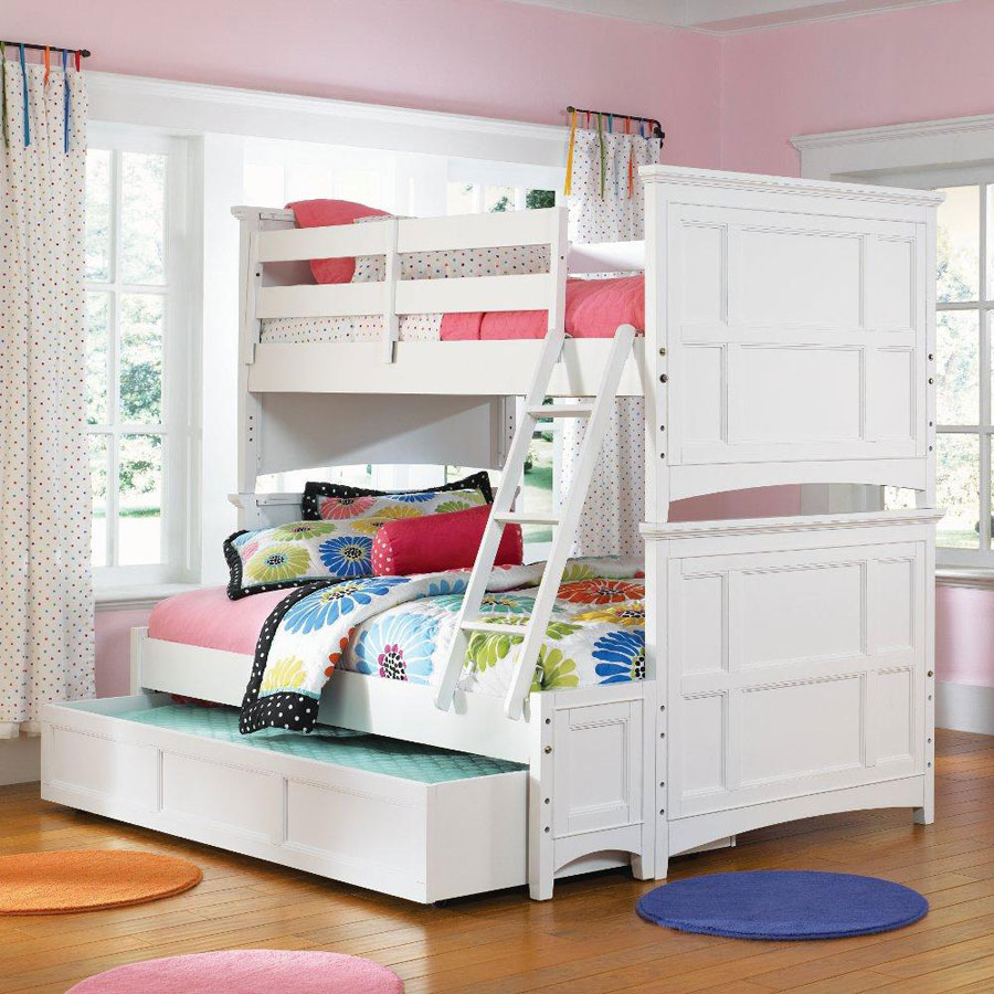Bunk Bedideas: Modern Bunk Bed Designs And Ideas For Your Kids' Bedroom