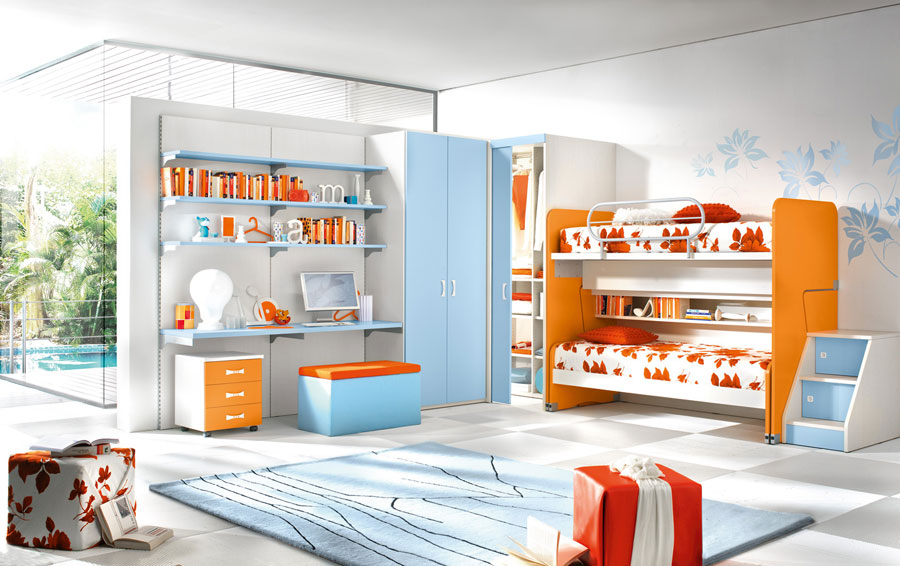Modern Bunk Bed Designs And Ideas For Your Kids Bedroom