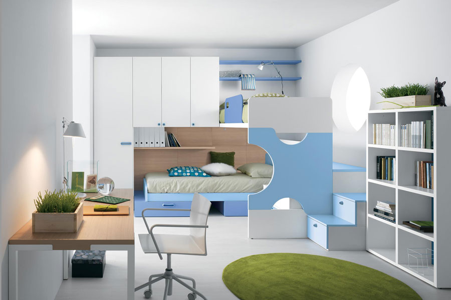 Bunk Beds For Teenagers modern bunk bed designs and ideas for your kids' bedroom