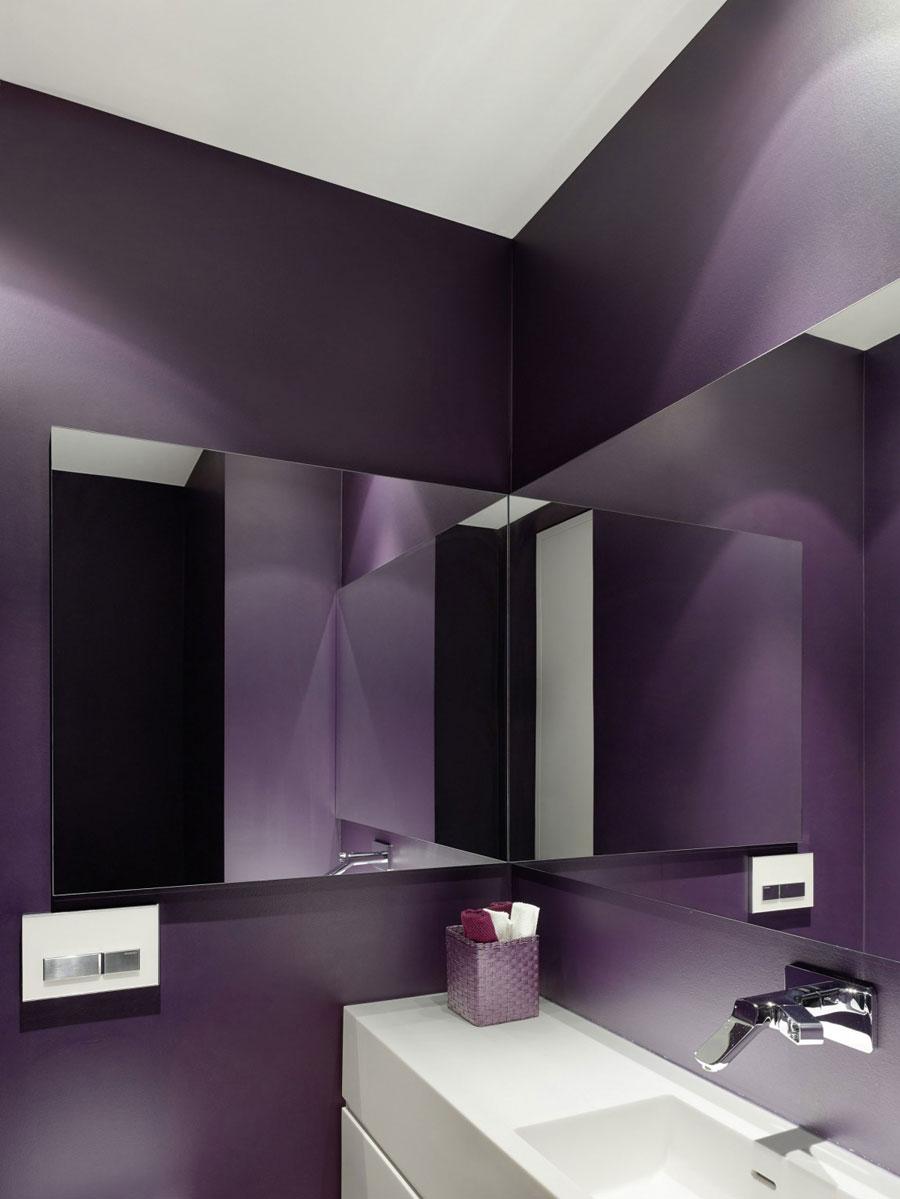 modern and futuristic interior design for a loft