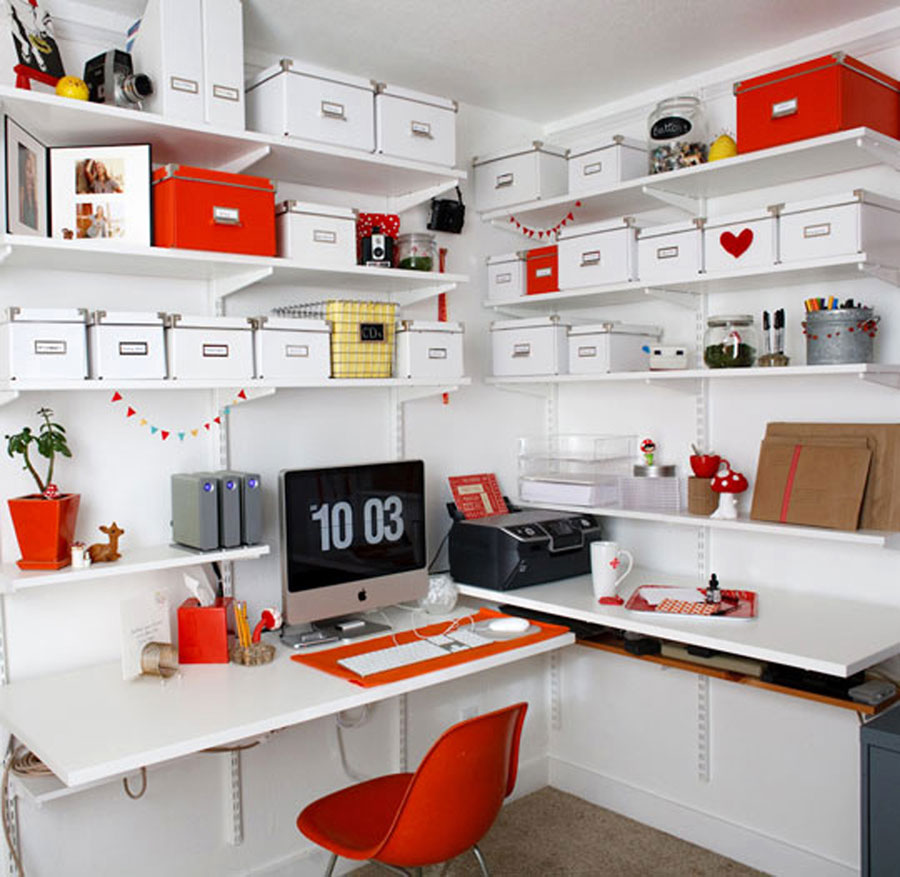 Charming 1 Great Office Design Ideas To Make Work Lovable