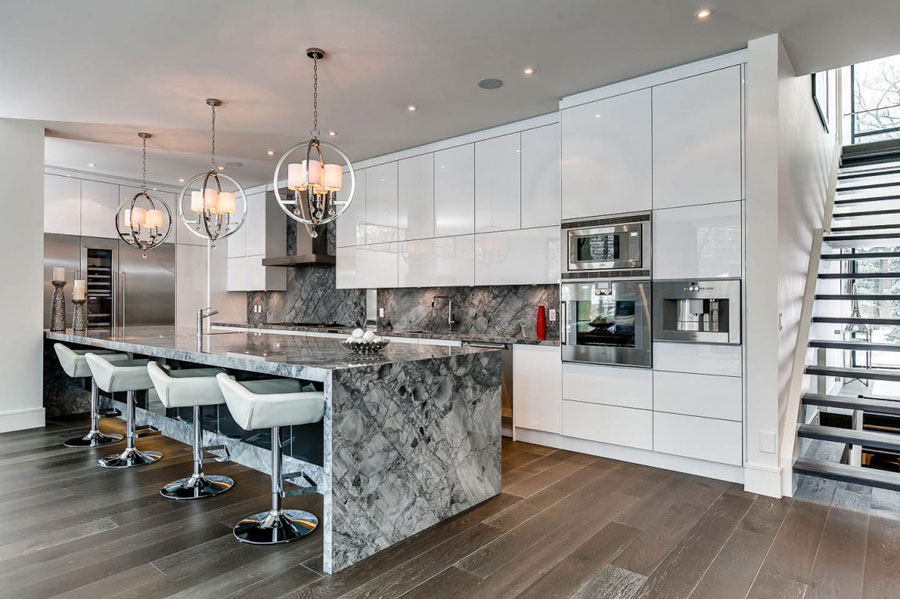 Timeless And Beautiful White Kitchen Designs