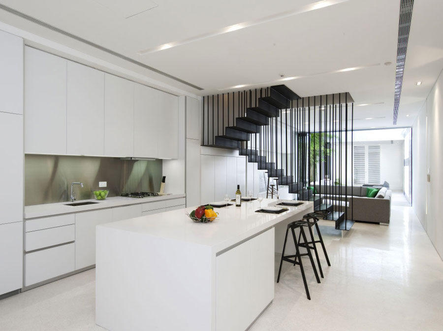 Beautiful White Modern Kitchens timeless and beautiful white kitchen designs