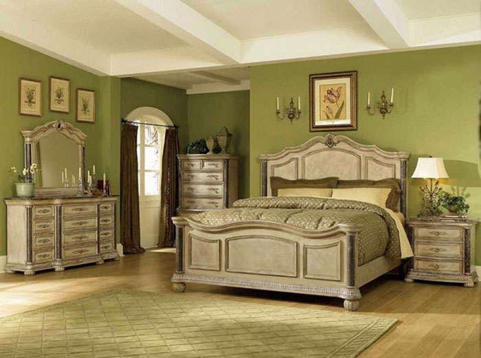 Antique Bedroom Ideas With Vintage Classy Designs 1