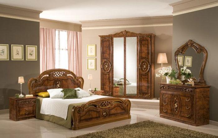 Antique Bedroom Ideas With Vintage Classy Designs 6