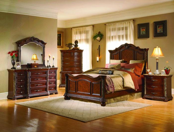 Antique Bedroom Ideas With Vintage Classy Designs 16
