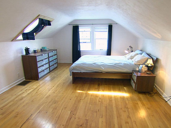 attic bedroom. a22 Inspiration And Ideas For Decorating An Attic Bedroom