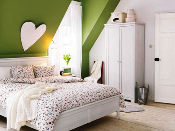 Decorating Attic Rooms inspiration and ideas for decorating an attic bedroom