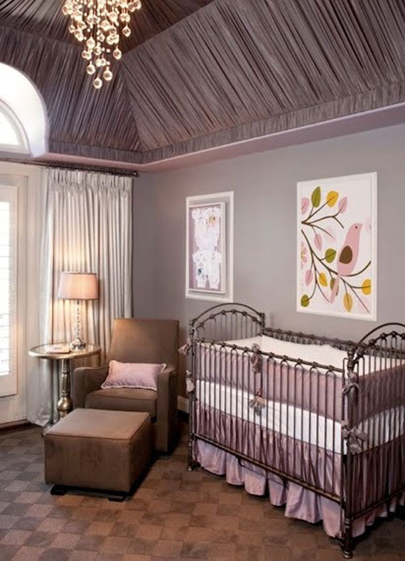 B10 Your Little Kidu0027s Room   Baby Nursery Interior Design Ideas