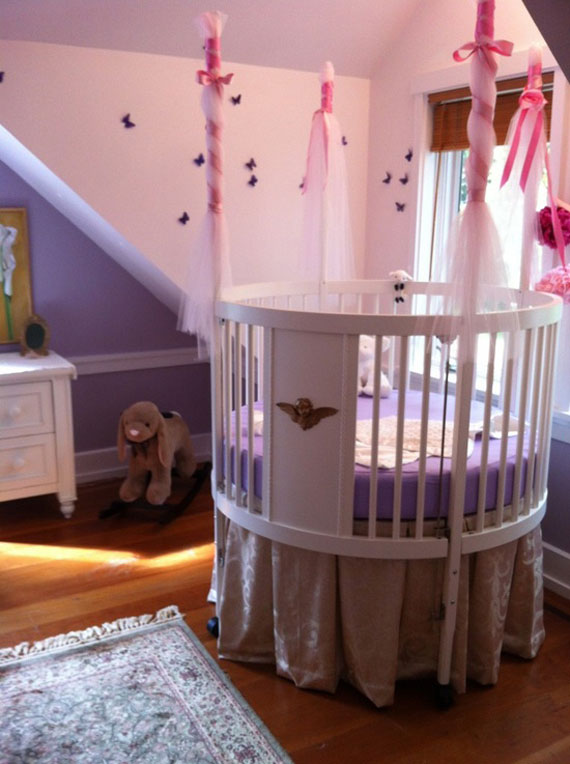 b15 Your Little Kid's Room - Baby Nursery Interior Design Ideas