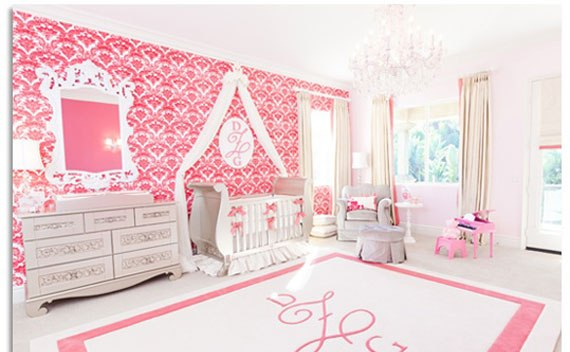 High Quality B17 Your Little Kidu0027s Room   Baby Nursery Interior Design Ideas Part 24